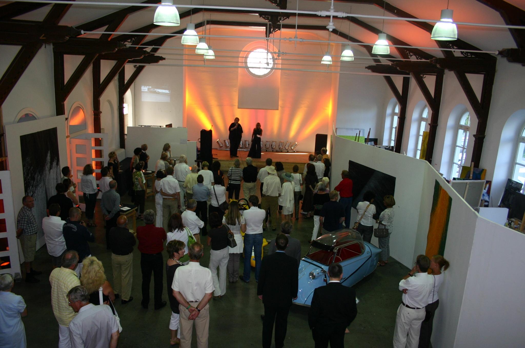 Impressionen Freie Kunstakademie Gmbh Berlingen